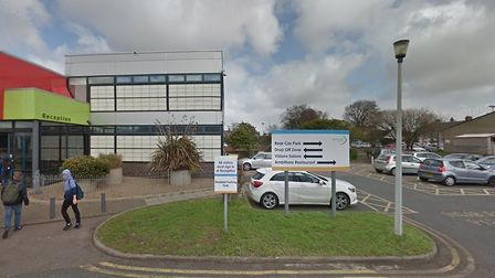 East Coast College, Great Yarmouth Campus. Picture: Google Maps.