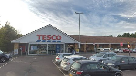 A Tesco superstore in Caister. Picture: Google Maps.