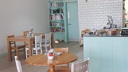 Binky's in Bell Lane, Belton, is reopening as a takeaway and delivery cafe which can bring an aftern