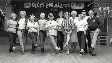 Pontins in Hemsby through the years. Photo: Archant Library