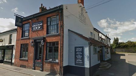 The Kings Head in Acle is being transformed into a boutique spa hotel. While work has stopped during