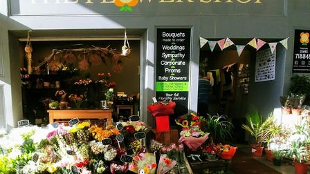 There has been a flower shop in Market Gates for 20 years. It's owners are appealing for a solution