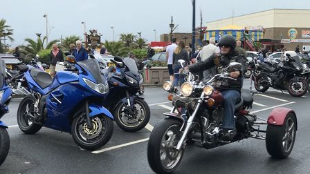 Great Yarmouth Wheels Festival. Picture: Neil Didsbury