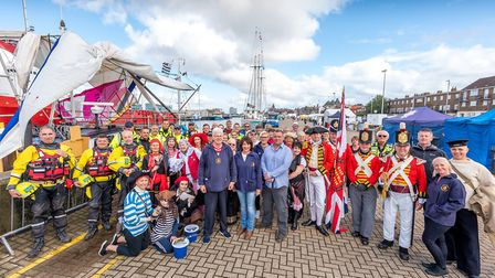 Great Yarmouth Maritime Festival 2019. Picture: James Bass Photography