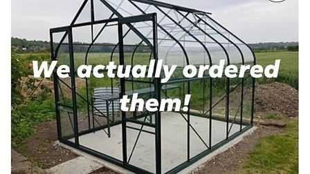 A trio of dining greenhouses are coming to the Lion at Thurne inspired by similar ones in Amsterdam