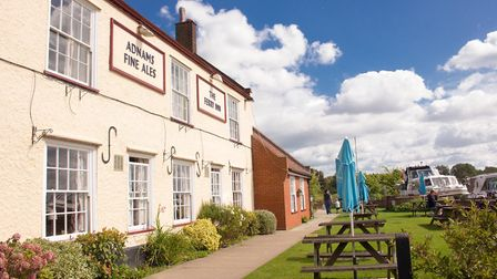The Ferry Inn at Stokesby