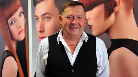 Kevin Huggins from Fusion Hair Consultants, Gorleston and chairman of GTA is working to make the hig