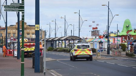 Great Yarmouth's buisnesses have had a tough time in lockdown, with the town centre and seafront rem