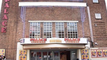 The Gorleston Palace cinema is hoping to reopen with a new regime to cut the coronavirus risk Pictur