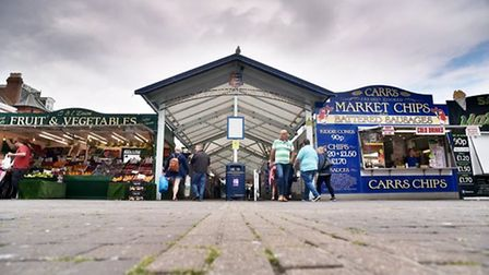 Market traders who do not pay their own business rates may benefit from the new discretionary grant.