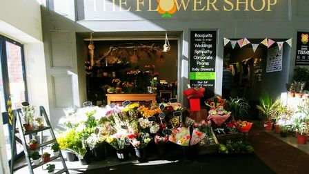 There has been a flower shop in Market Gates for 20 years. Its owners have been desperately waiting
