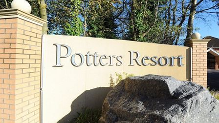 Potters Resort, Hopton. Picture: Archant