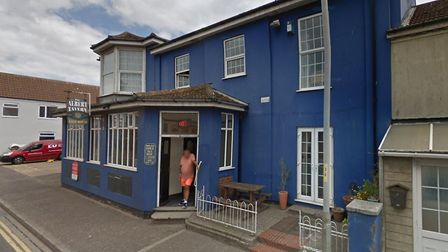 Flats are being proposed for the Albert Tavern in Great Yarmouth which is in an at-risk area for flo