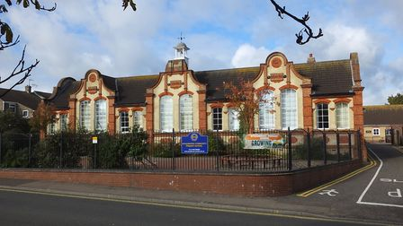 Stradbroke Primary Academy in Gorleston is one of three Inspiration Trust schools in the Yarmouth ar