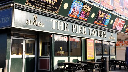 The Pier Tavern, Great YarmouthPicture: James Bass