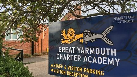 Great Yarmouth Charter Academy has appointed a new principal. Picture: David Hannant.