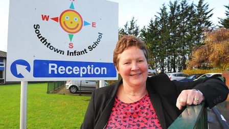 Headteacher Elaine Glendinning has stepped down after 12 years at Southtown Primary in Great Yarmout