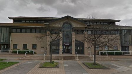 Great Yarmouth Magistrates' Court. PHOTO: Google Streetview