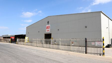 Bunn Fertiliser Ltd, on South Denes Road, Great Yarmouth, was acquired by Origin in 2017. Picture: