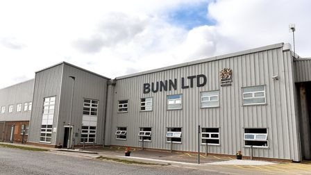 Bunn Fertiliser Limited Great Yarmouth Terminal Commemorate 200 years of manufacturing in 2016. Pic