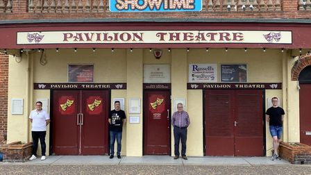 Gorleston's Pavilion Theatre has decided to postpone the shows lined up on its 2020 calendar - inclu