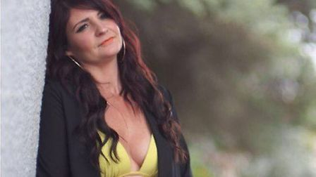 Sherry Geary, 44, a hairdresser from Gorleston, has been living out her pop dreams in a music video