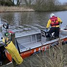 Hemsby Broads Rescue at an incident in January. Picture: Hemsby Broads Rescue