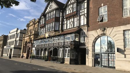The Star Hotel in Great Yarmouth is looking to raise capital by selling its hotel rooms to investors