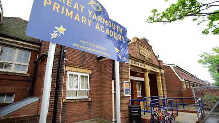 Great Yarmouth Primary Academy, part of the Inspiration Trust academy chain. Picture: Angela Sharpe