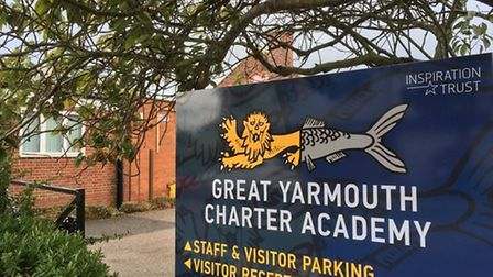 Great Yarmouth Charter Academy is one of the Inspiration Trust academies returning to school today,