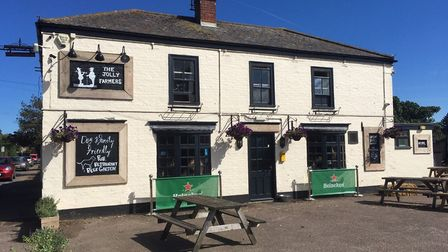 The Jolly Farmers pub in Ormesby St Margaret is extending the Eat Out to Help Out offer throughout S