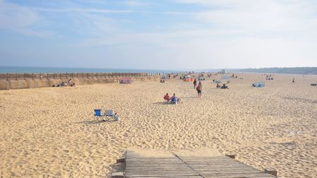 Gorleston beach wins TripAdvisor Award Pictures: BRITTANY WOODMAN