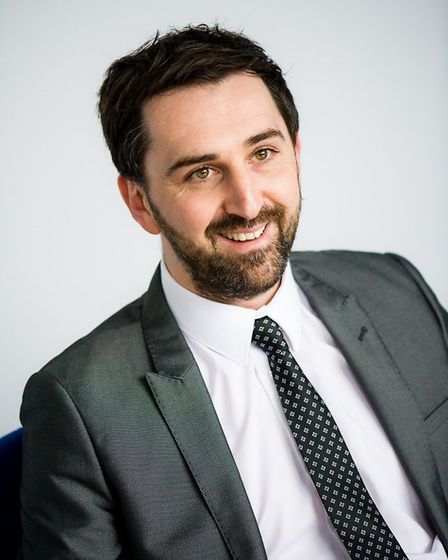 Port director at Peel Ports Great Yarmouth, Richard Goffin, has been appointed as port director at P