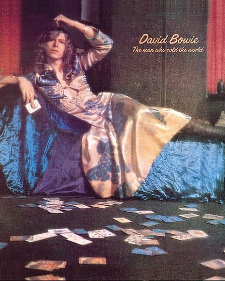 The Man Who Sold The World, David Bowie