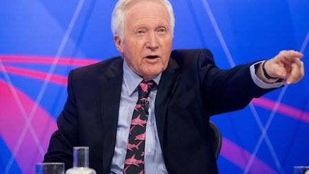 BBC Question Time comes from Hastings this week.