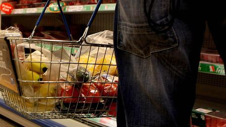 The cost of an average basket of groceries rose sharply in June.