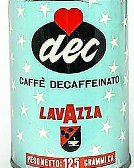 Italy's favourite brand of coffee.