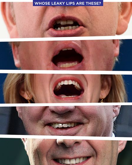 Whose leaky lips are these?