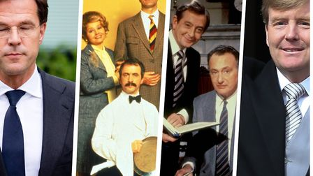Dutch Prime Minister Mark Rutte, The cast of Fawlty Towers, Yes Minister, King Willem Alexander