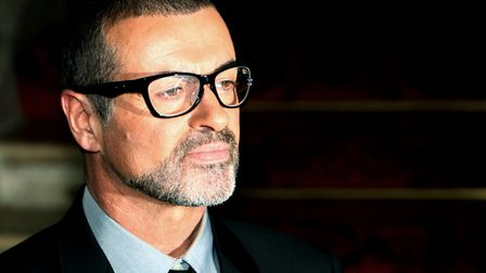 File photo dated 11/05/11 of George Michael, as Take That's Gary Barlow has remembered the singer on