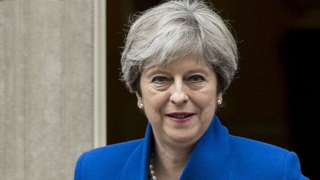 Prime Minister Theresa May has been forced to step in to stop her fighting minister