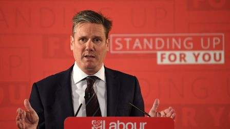 Sir Keir Starmer has warned Theresa May the Brexit bill faces amednments from Labour