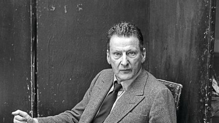British painter Lucien Freud , photographed in 1983. Photo: Jane Brown/TopFoto