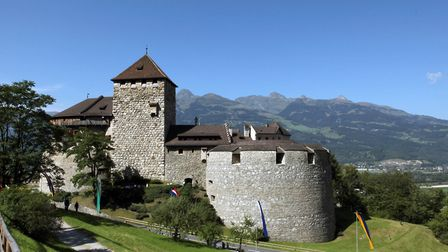 The Castle of Vaduz, Liechtenstein. Photo: Albert Nieboer.
