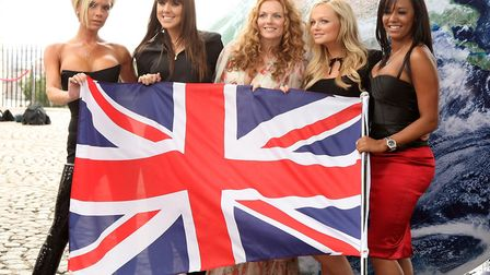 The Spice Girls reformed for a world tour in 2007. Photo: Getty Images.