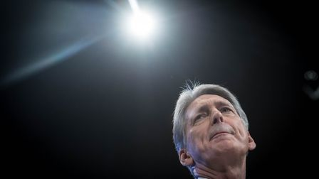 Chancellor of the Exchequer Philip Hammond has warned of the dangers of a no deal Brexit
