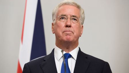 Sir Michael Fallon has quit as Defence Secretary after he appeared on a spreadsheet of Tory MPs who