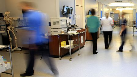 More people will be able to be treated in their own homes rather than going to hospital. Picture: PA