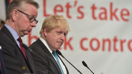 Michael Gove and Boris Johnson are planning to pile presssure on the Prime Minister to force a hard