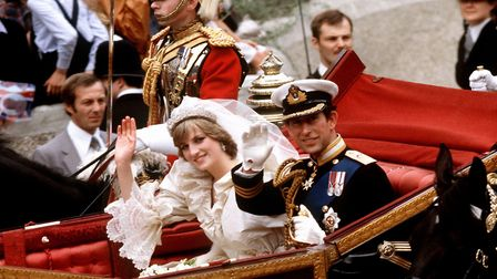 Princess Diana has been featured as one of 2017s worst Brexiteers. Picture: PA Images.